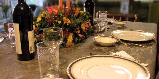 מזמינים אורחים לחג? קבלו טיפים לבניית תפריט חגיגי
