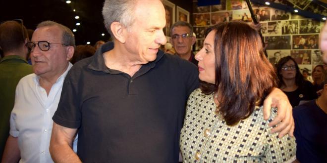 """""""סיפור ישראלי"""": הקולנוען אבי נשר ישיא משואה בערב יום העצמאות"""