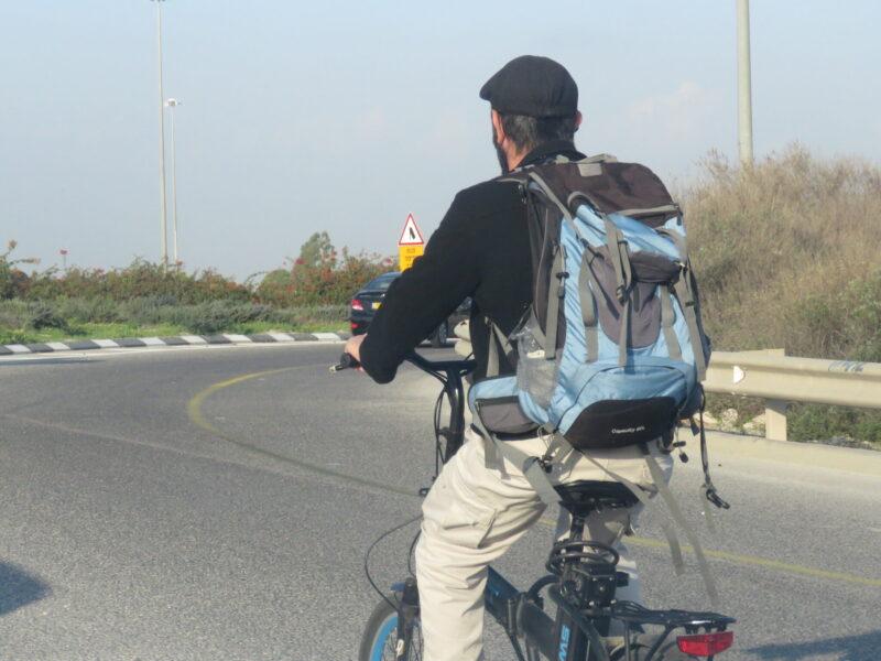 ירושלים מתחדשת: מערך אופניים להשכרה ברחבי העיר