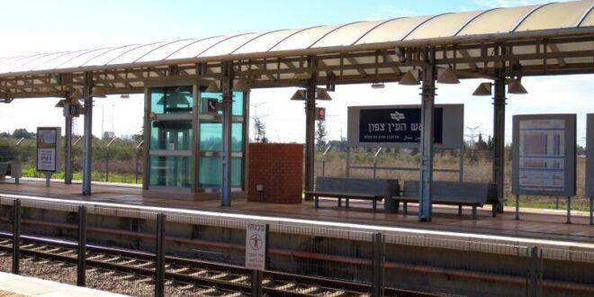שיבושים בעקבות תקלה בבלם חנייה ברכבת בתחנת ראש העין צפון