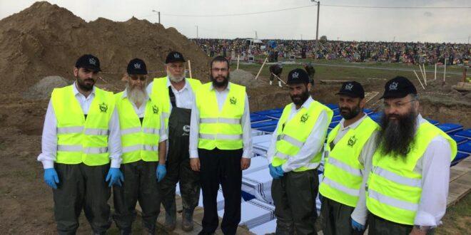 מבצע הצלת קבר אחים: אלפי שלדי גופות הועברו מהגטו היהודי