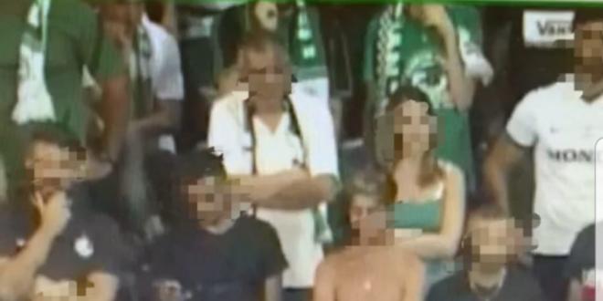 3 אוהדים הפרו את הסדר במשחק הכדורגל בין מכבי חיפה למכבי תל אביב