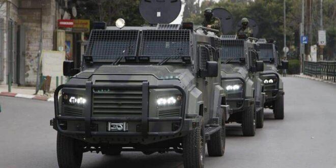 ישראל אפשרה העברת כלי רכב משוריינים מירדן לרשות הפלסטינית