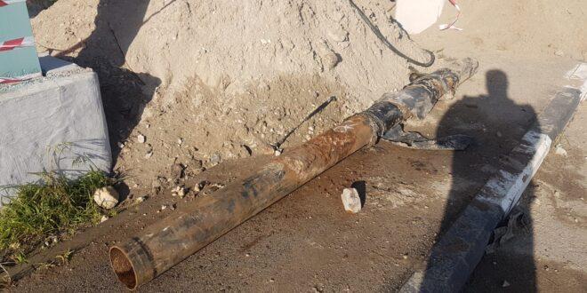 חשד: חומרים מסוכנים – בנזן וטולואן דלפו למימי נמל חיפה