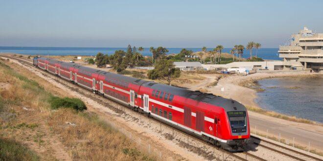 רכבת ישראל: לוח זמני הרכבות לקיץ 2019 שיחל מיום שישי הקרוב