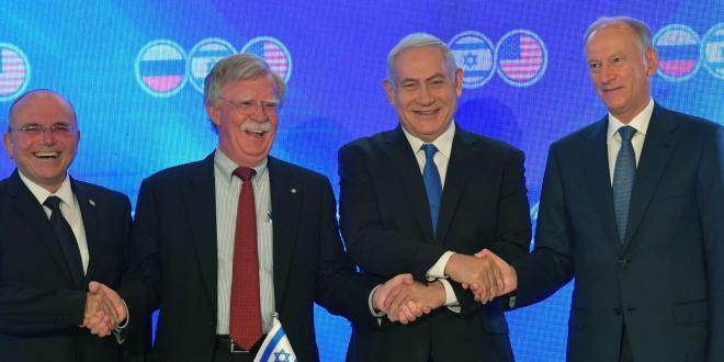 """""""פעלנו מאות פעמים נגד התבססותה הצבאית של איראן בסוריה"""""""