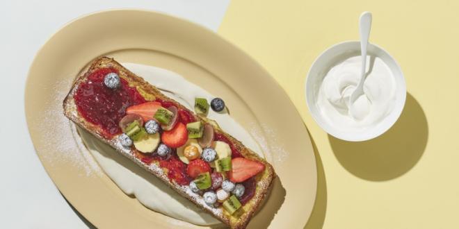 מתכון מתכון לארוחת בוקר שכייף להכין עם הילדים