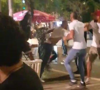 צפו: שני אירועי אלימות קשים הערב בבני ברק ובנהריה