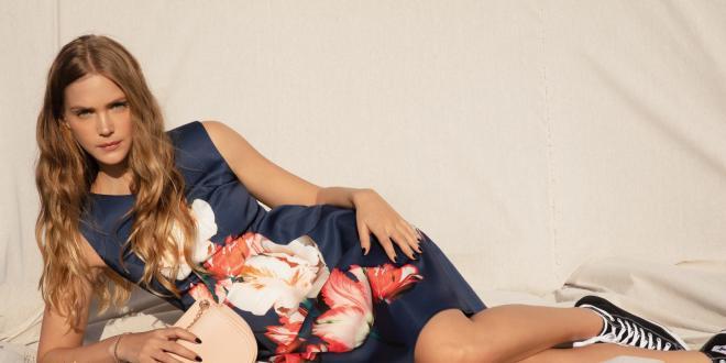 הדוגמנית אסתי גינזבורג חתמה לעונה שמינית כפרזנטורית של גולברי