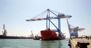 המנוף הגדול בנמלי ישראל הגיע לנמל אשדוד, עלותו כ-9.5 מיליון יורו