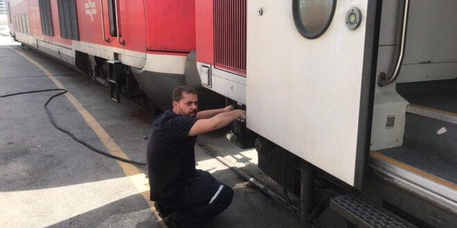 רכבת ישראל נערכת למתן שירות מיטבי בשרב הכבד הצפוי מחר