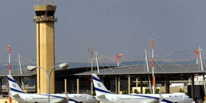 """רש""""ת פרסמה הודעת נוטאם לחברות התעופה בשל מזג האוויר הקיצוני"""