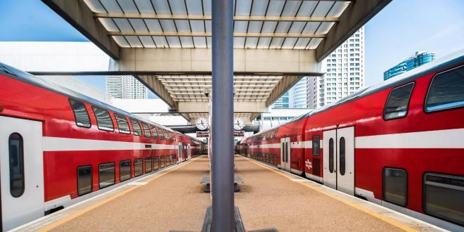 רכבת ישראל: שינויים בתנועת הרכבות בצפון בשל עבודות תשתית
