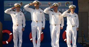 אלוף-משנה גיא מונה אתמול לתפקיד מפקד שייטת...