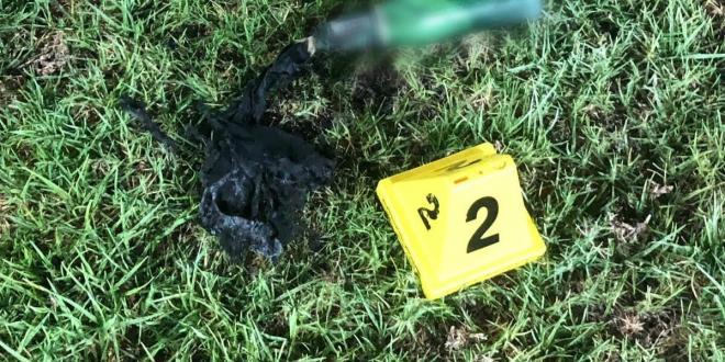 """3 בקבוקי תבערה הושלכו לעבר מוצב מג""""ב באבו דיס, אין נפגעים"""