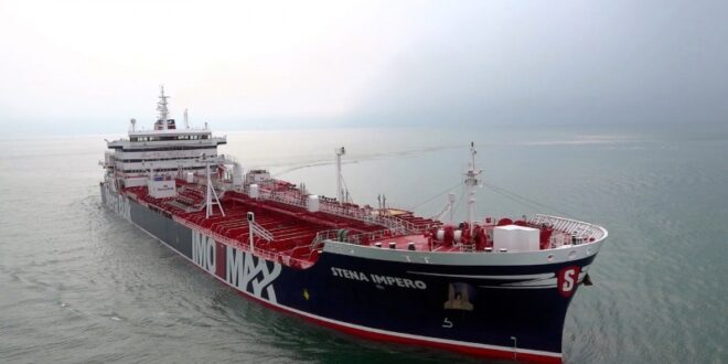 ההתגרות האיראנית: תיעוד השתלטות בלב ים ושידור חי מהנמל