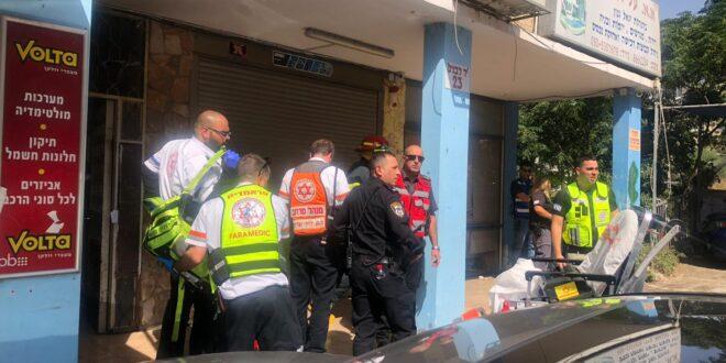 השריפה בחיפה: המשטרה עצרה בן 29 בחשד שהצית את בית הוריו