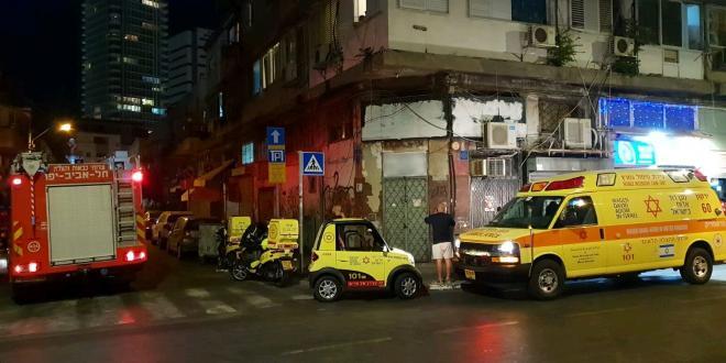בן 40 נמצא ללא רוח חיים בדירה בתל אביב