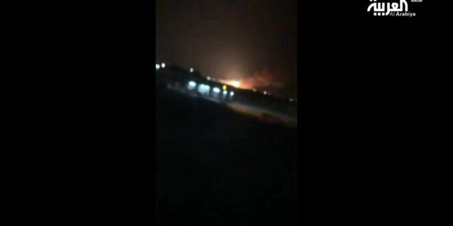 אנשי חיזבאללה ומשמרות המהפכה נהרגו בתקיפה אווירית בעיראק