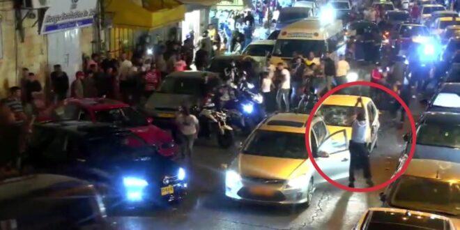 תושב אום אל פאחם נעצר בחשד להשתתפות בביצוע הלינץ' אמש
