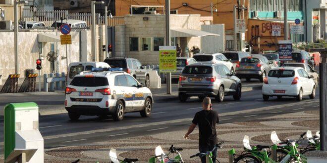 47 אופניים וקורקינטים חשמליים הוחרמו במבצע אכיפה בתל אביב