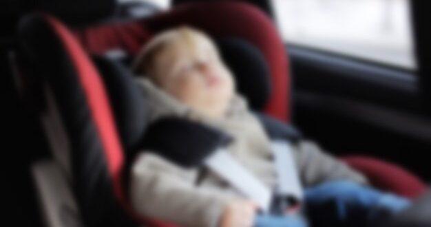 פעוט בן שנתיים חולץ מרכב לאחר שעה וחצי, מצבו בינוני