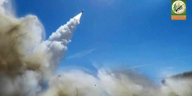 85 שיגורים בוצעו לשטח המועצה האזורית אשכול מאז חצות
