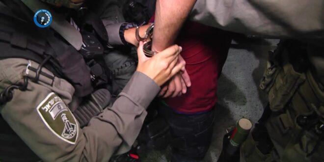 תושב הפזורה הבדואית נעצר בחשד להטרדת בחורה בבאר שבע