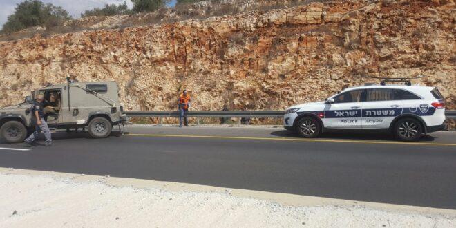 ארבעה צעירים נפצעו קל בקטטה עם פלסטינים בשומרון