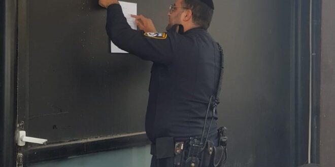 המשטרה סגרה מועדון בתל אביב ל-21 ימים בעקבות קטטה