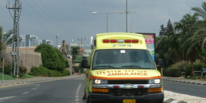 צעיר בן 18 נפצע קשה בכביש 24 צפונית לטירה