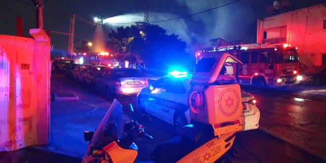 בן 30 נספה בשריפה שפרצה במבנה יביל במושב ברמת הגולן