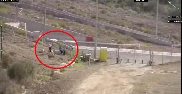 """תיעוד: כך אותר תייר מחו""""ל עם שני ילדיו שאיבדו דרכם ביער ירושלים"""