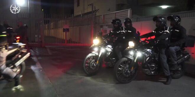 אמש נעצרו 7 חשודים במעורבות בירי לעבר השוט...