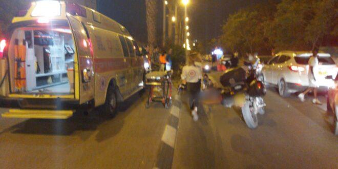 גבר בן 39 נפצע בינוני בקטטה בדימונה