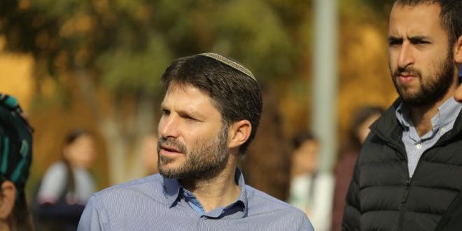 סמוטריץ': לא מעלה בדעתי שנתניהו חושב להקים ממשלה שתתבסס על תומכי טרור
