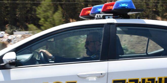 תושב טייבה חשוד שהתיר לבנו בן ה- 5 לנהוג במשאית