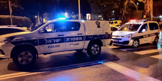 שוטר נפצע מפגיעת אבן שהושלכה לעברו במזרח ירושלים