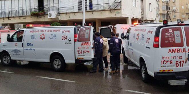 ראשון לציון: בן 14 נפצע קל-בינוני מנפץ שהתפוצץ בידו