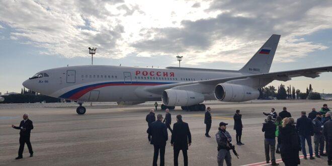 """נשיא רוסיה ולדימיר פוטין הגיע לישראל – שידור חי מנתב""""ג"""