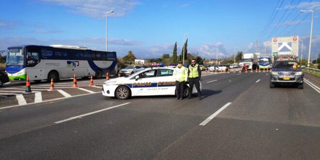 פנס ופוטין הגיעו לישראל, כביש 1 וכביש 6 נפתחו והתנועה שבה לסדרה