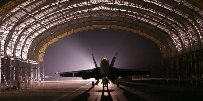 דיווח: כלי טיס תקפו מפקדה של כוחות חיזבאללה במערב עיראק