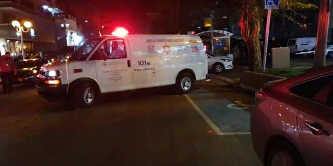 גבר כבן 40 נמצא שוכב פצוע באורח קשה על אי תנועה סמוך לצומת בית רבן