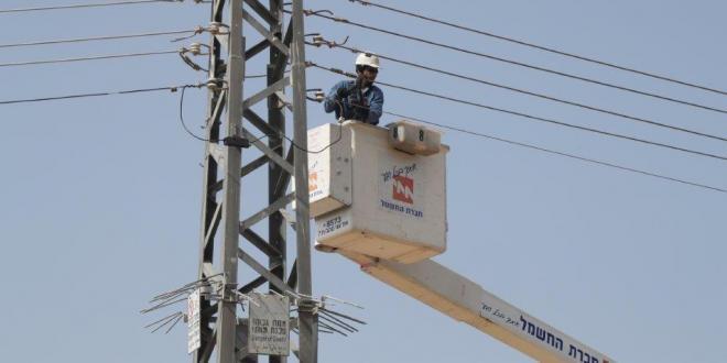 חברת החשמל: אנו ערוכים לקראת הגשמים הראשונים