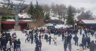 מעל 5,000 מבקרים ומאות גולשים פוקדים את אתר החרמון