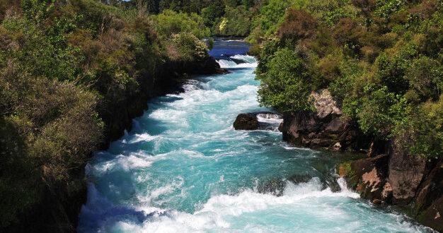 הותר לפרסום: חיפושים אחר צעיר ישראלי שנסחף בנהר בניו זילנד