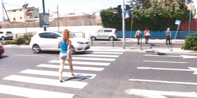 88 הולכי רגל נהרגו ב- 2019, באיזו עיר הכי מסוכן לחצות את הכביש?