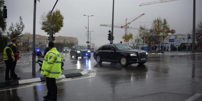 כביש מספר 1 נסגר לתנועת כלי רכב מגינות סחרוב למחלף שפירים
