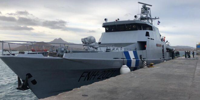 פרסום ראשון: הספינה שנבנתה בישראל נמסרה לחיל הים של הונדורס