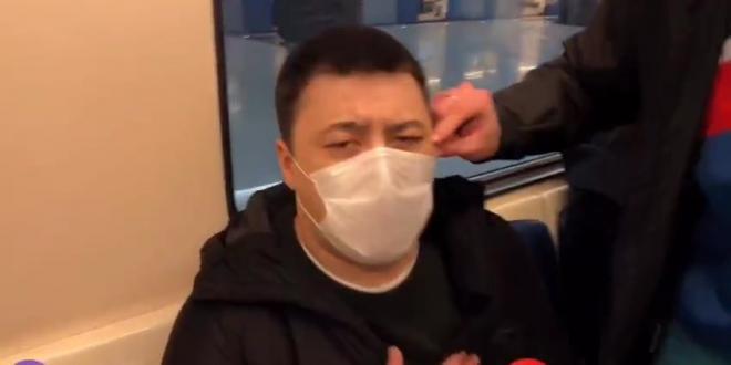 בדיחה לא מוצלחת: התחזה לחולה קורונה, התמוטט ברכבת ונעצר
